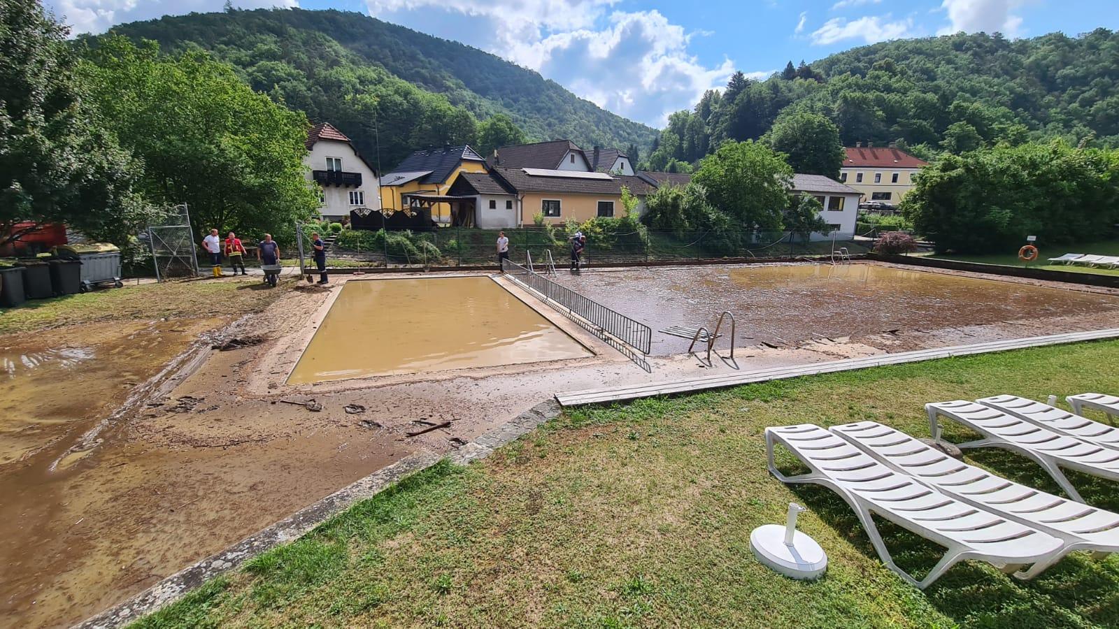2021-07-19 - Unwettereinsatz-Aggsbach-Dorf (2)