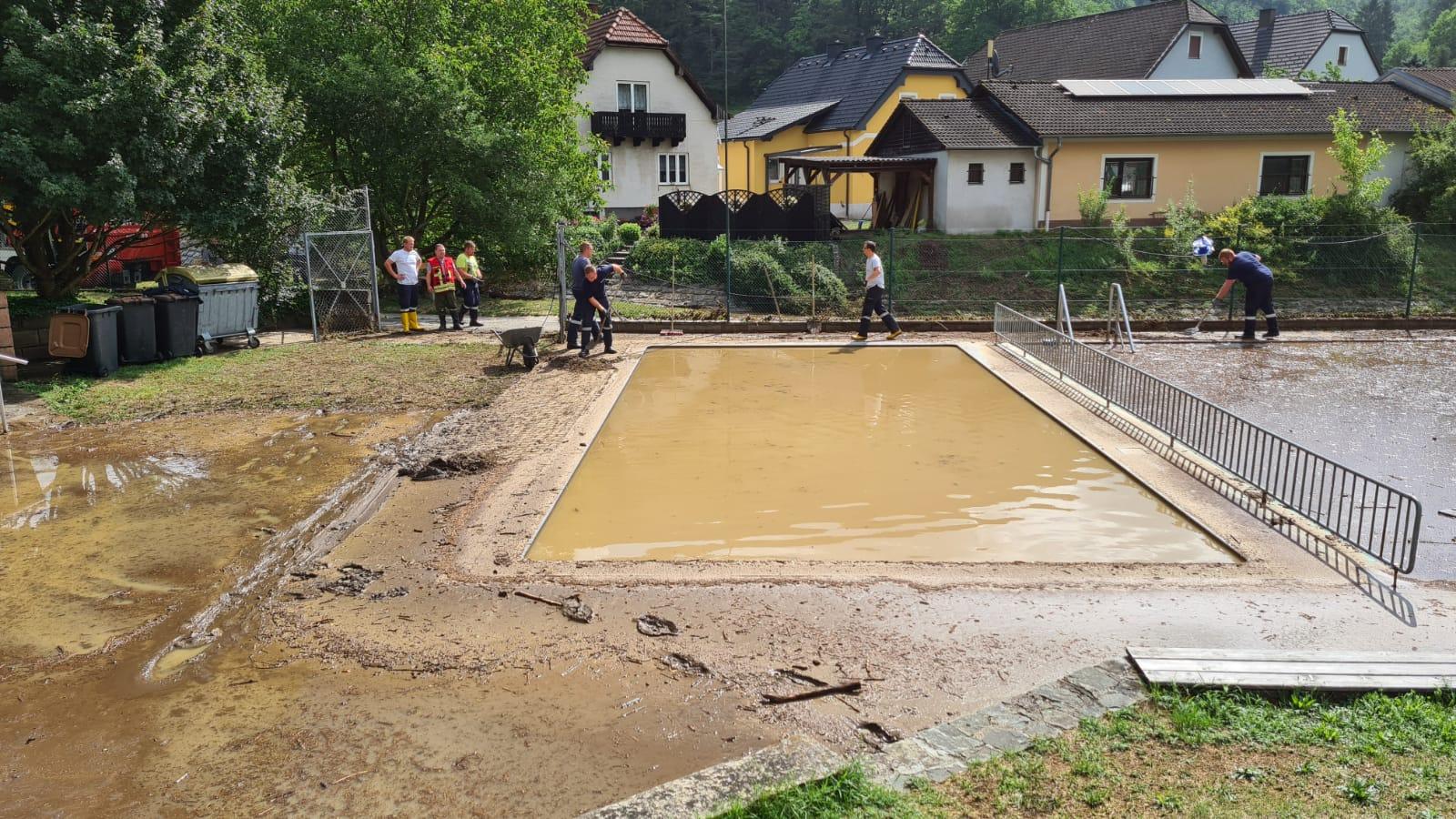 2021-07-19 - Unwettereinsatz-Aggsbach-Dorf (3)